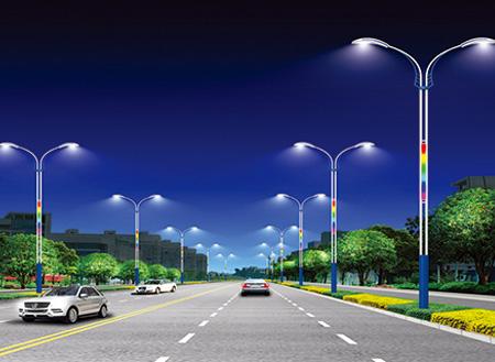 内蒙古呼和浩特市政路灯工程