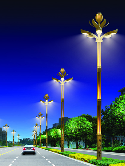 福州省福州市政组合路灯工程