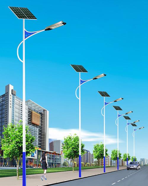 太阳能路灯003