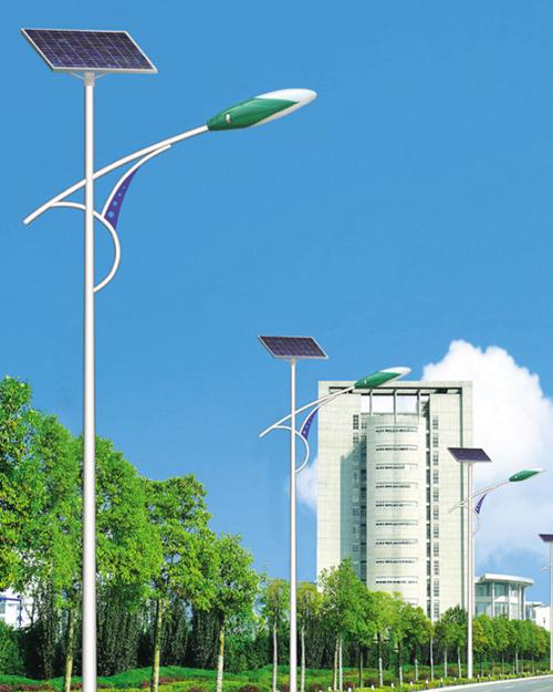 太阳能路灯004