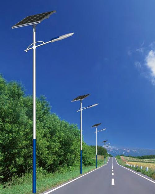 太阳能路灯006