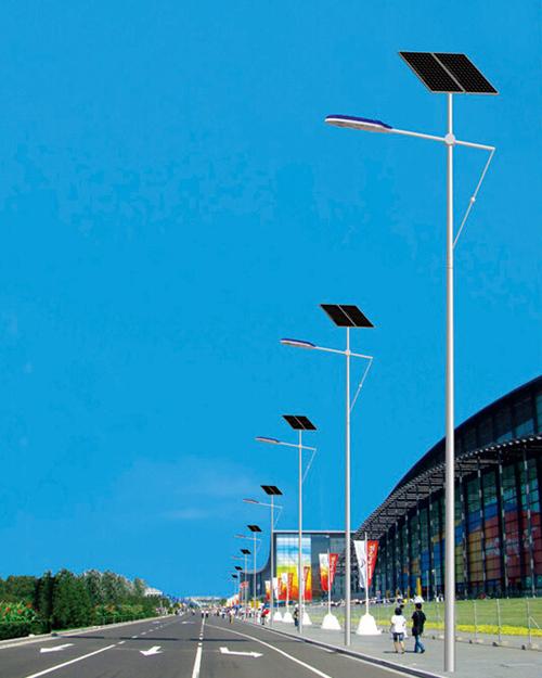 太阳能路灯010